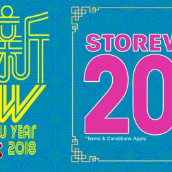 OG Singapore: CNY Sale with 20% OFF Storewide + Coupon Deals