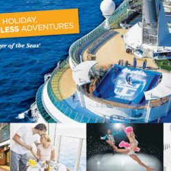 Royal Caribbean: Roadshow at Tiong Bahru Plaza - $11 Upgrade, Kids Cruise FREE & More