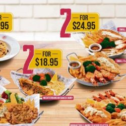 The Manhattan FISH MARKET: Flash These Latest E-Coupons to Enjoy Great Offers!