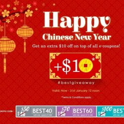 [Best Denki] Limited Special Buy for CNY & Spring Cleaning Items.