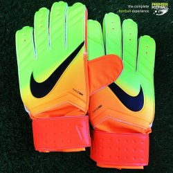[Premier Football Singapore] These Nike GK Match Goalkeeper Gloves are crafted with a soft foam palm to offer you protection when catching the