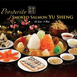 [Din Tai Fung] Toss to a prosperous year with our CNY favourite Prosperity Smoked Salmon Yu Sheng!