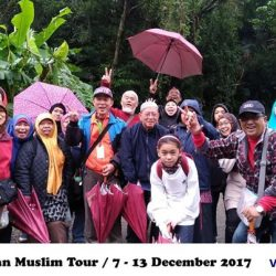 [WTS TRAVEL] Join us for a hassle-free Taiwan Muslim Tour and discover Taipei, Yilan, Taichung & Nantou with return tickets on Eva