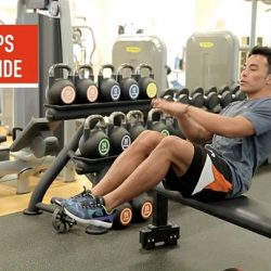 [Kallang Wave Mall] We asked the Master Trainer of our HydroFit class, Yao Xiang, to give us a sneak peek on some exercises