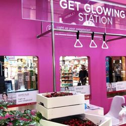 [Clarins] Make a stop at Clarins Beauty Station at ION B4 Station for exclusive beauty treats tailored just for you and