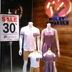 [MOLEY APPARELS] Last Few Days of Our Grand Opening SALE at Northpoint!