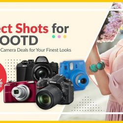 [Courts] Make perfect memories this Lunar New Year with our deals on cameras!