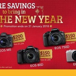 [Gain City] More savings to bring in the new year!