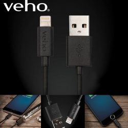 [Veho] http:// Check out our MFI Lightening Cable🔌 Veho is proud to only manufacture licensed MFi Apple Lightning Cables for your
