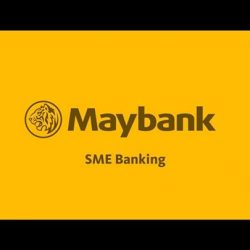[Maybank ATM] At Maybank SME Banking, we understand that all businesses have big ambitions.