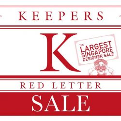 [MATTER PRINTS] Join us this weekend at the Keepers Red Letter Sale for a sample sale, we'll also be there with