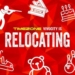 [Timezone] TIMEZONE Vivocity will be relocating to a bigger space to provide you with more games and fun!