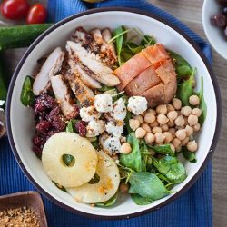 [The Soup Spoon] Monday | How about having a bowl of salad after a weekend of feasting?