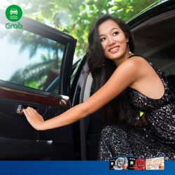 [UOB ATM] Ride in style with Grab and your UOB Lady's Card!