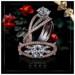 [ORRO Jewellery] Prosperity gets redefined this Lunar New Year & Valentine's Day at ORRO, as we look forward in presenting jewelry pieces