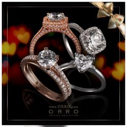 [ORRO Jewellery] This Valentine's Day…Pamper your significant other with the sweetest gift from ORRO's exclusively designed jewelry pieces.