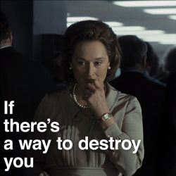 [Shaw Theatres] ThePost is an intellectual thrilling drama that shows you the courage of justice-driven individuals challenging what they thought was
