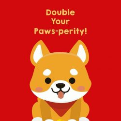[Fox Fashion Singapore] Double your Paws-perity with FOX this year!