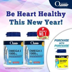 [Watsons Singapore] Develop a perfect memory with Coco Omega® Memory Formula in this brand new year!