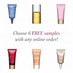 [Clarins Skin Spa] New Year New Products to try!