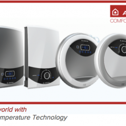 [Ariston] Ariston - Well-known for its World's First Constant Temperature (CT) technology in its instant water heater series?