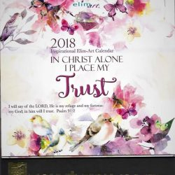 [MOUNT ZION CHRISTIAN BOOKS & GIFTS CENTRE] FREE CALENDAR GIVEAWAY.