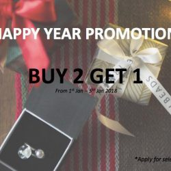 [Trollbeads] HAPPY YEAR PROMOTION BUY 2 GET 1🎉🎉 We are glad to have this great gift for you on the very