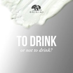 [Origins] To drink or not to drink.