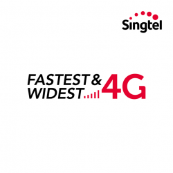 [Singtel] Enjoy your favourite apps with unlimited data from just $0.