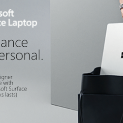 [Best Denki] Order your Microsoft Surface Laptop with us now to get a FREE Microsoft designer Bluetooth mouse!