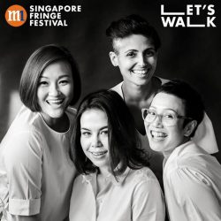 [SISTIC Singapore] The M1 Singapore Fringe Festivall is back in January 2018!