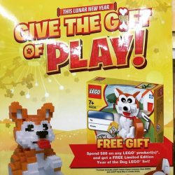 [Toy Station] PAW-ssibly the cutest pups this Lunar New Year!