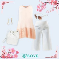 [Spring Maternity] Step out in style this Chinese New Year with these maternity looks we've picked out for you featuring Bove