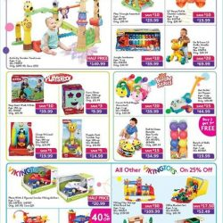 [Babies'R'Us] Get special deals for the little munchkins in your life!