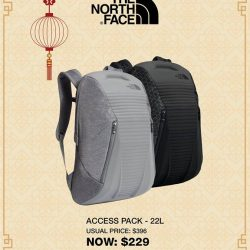 [The North Face] EQUIPMENT FLASH SALE!