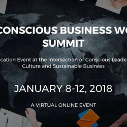 [MATTER PRINTS] Join the Conscious Business World Summit this week for free, a virtual online event with business leaders and entrepreneurs sharing