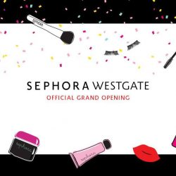 [SEPHORA Singapore] We're moving from Jurong JEM to Westgate Mall - countdown with us to the Grand Official Opening at Westgate on