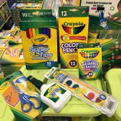 [My Greatest Child] CRAYOLA 50% discount for our best selling Art Tub!