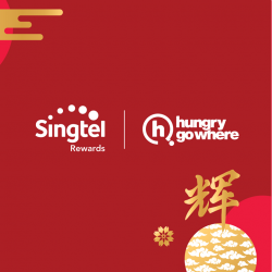 [Singtel] Discover new places to satisfy your cravings with delicious deals this month.