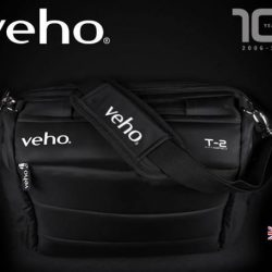 [Veho] From business commuters to day to day travellers, the Veho T-2 Laptop Bag is a reliable way to carry