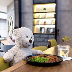 [Aerotel] Check out Ms Violet's Adventures in Aerotel Airport Transit Hotel and Plaza Premium Lounge Singapore!