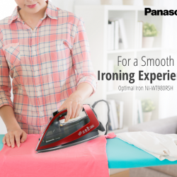 [Panasonic] Hoping for a fast, hassle-free chore?