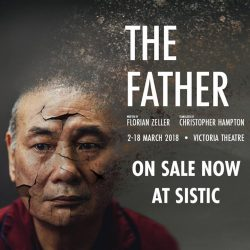 [SISTIC Singapore] TICKETS FOR THE FATHER ARE ON SALE NOW!