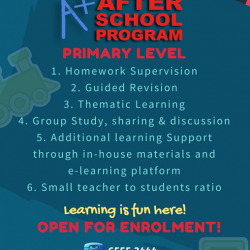 [Kent Ridge Education Hub] Looking for a conducive, safe and fun learning environment for your child?
