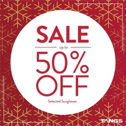 [Tangs] It's SALE time at Sunglass Hut!
