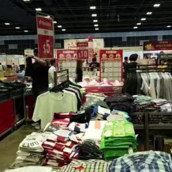 [Denizen Singapore] Super sale now happening at Suntec Singapore Convention & Exhibition Centre, Hall 4, booth E17-18 from today till 28th Jan!