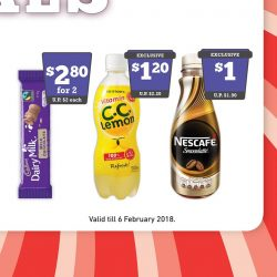 [7-Eleven Singapore] Save like crazy with our Crazy Deals!