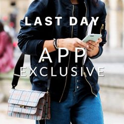 [Reebonz] LAST DAY OF APP EXCLUSIVE SALE!