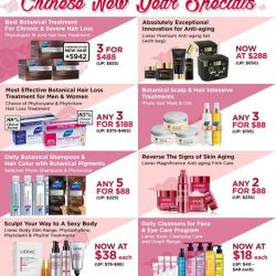 [Beauty By Nature] Just in time before CNY!