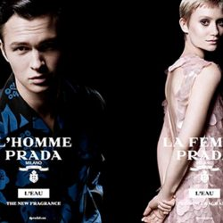 [Metro] Discover Prada's new fragrance - L'Homme and La Femme L'Eau, an olfactory signature with honored ingredients and surprising